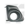 Решетка в бампер (правая, с отв. п/тум.) для Toyota Corolla 2010-2013 (Avtm, 7015914)