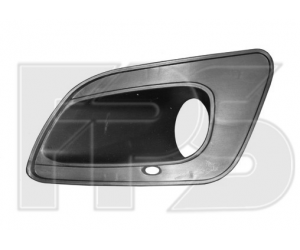 Решетка в бампер (левая) для Zaz Forza 2009+ (Avtm, 7701 911-P)