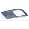 Решетка в бампер (правая, с хром молдингом) для Volkswagen Jetta VI 2014+ (Avtm, 7435912)