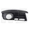 Решетка в бампер (правая, с отв. п/тум., с хромом) для Volkswagen Golf V Combi/Jetta V 2007-2010 (Avtm, 9544984)