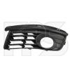 Решетка в бампер (правая, с отв. п/тум., без реснички) для Volkswagen Golf V Combi/Jetta V 2007-2010 (Avtm, 9544994)