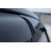 Дефлектора окон (передние, 2 шт.) для Nissan Note (E11,E12) 2005+ (Cobra, N10605F)
