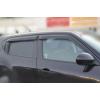 Дефлектора окон для Jeep Wrangler (TJ) 3d 1997-2009 (Cobra, J11597)