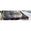 Задний спойлер (Сабля) для Mazda 6 2012+ (Lasscar, 1LS 201 612-234)