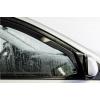 Дефлекторы окон (вставные, 4 шт.) для Nissan Navara 4d 2005+ (Heko, 24243)