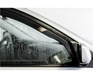 Дефлекторы окон (вставные, версия с электрозеркалами, 4 шт.) для Nissan Patrol (Y60) 4d 1987-1997 (Heko, 24263)