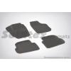 Коврики 3D в салон (ворс., 5 шт.) для Toyota LC Prado 150 2013+ (Seintex, 81972)