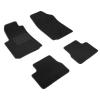 Коврики 3D в салон (ворс., 5 шт.) для Hyundai i30/Kia Ceed 2012+ (Seintex, 83477)