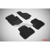 Коврики 3D в салон (ворс., 5 шт.) для Volkswagen Passat B6/B7/Cc 2006-2015 (Seintex, 83714)