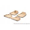 Коврики 3D в салон (ворс., 5 шт.) для Toyota LC Prado 150 2013+ (Seintex, 84768)