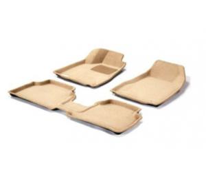 Коврики 3D в салон (ворс., 5 шт.) для Toyota Land Cruiser 200/Lexus Lx570 2012+ (Seintex, 85481)