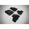Коврики 3D в салон (ворс., 5 шт.) для Toyota Highlander 2014+ (Seintex, 85760)