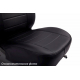 Чехлы в салон (Эко-кожа, черные) для Volkswagen Amarok 2011+ (Seintex, 86331)