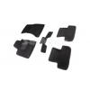 Коврики 3D в салон (ворс., 5 шт.) для Audi Q5 2008-2017 (Seintex, 86289)