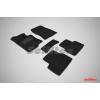Коврики 3D в салон (ворс., 5 шт.) для Honda Accord VIII 2008-2012 (Seintex, 86294)