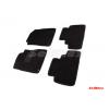 Коврики 3D в салон (ворс., 5 шт.) для Honda Cr-v 2012-2016 (Seintex, 86300)