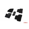 Коврики 3D в салон (ворс., 5 шт.) для Kia Sportage 2016+ (Seintex, 86314)