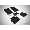 Коврики 3D в салон (ворс., 5 шт.) для Nissan Х-Trail (T32) 2014+ (Seintex, 86341)