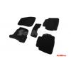 Коврики 3D в салон (ворс., 5 шт.) для Ford Mondeo V 2015+ (Seintex, 86402)