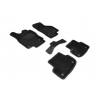 Коврики 3D в салон (ворс., 5 шт.) для Audi A3 2012+ (Seintex, 86850)
