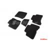 Коврики 3D в салон (ворс., 5 шт.) для Toyota LC Prado 150 2009-2013 (Seintex, 87450)