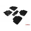 Коврики 3D в салон (ворс., 5 шт.) для Toyota Camry (V70) 2018+ (Seintex, 89228)