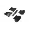Коврики 3D в салон (ворс., 5 шт.) для Bmw 5-series (F10) 2013+ (Seintex, 89649)