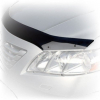 Дефлектор капота (короткий) для Subaru XV 2017+ (Sim, SSUIMP1712S)