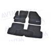 Коврики в салон (Premium, к-кт. 5 шт.) для Mazda 3 2003-2009 (Avtm, BLCLX1308)