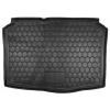 Коврик в багажник для Skoda Fabia ll Hb 2007+ (Avto-Gumm, 211379)