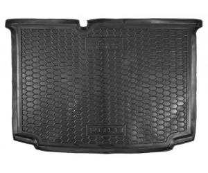 Коврик в багажник для Volkswagen Polo Hb 2010+ (Avto-Gumm, 211428)