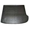 Коврик в багажник для Hyundai Santa Fe (7 мест) 2006-2012 (Avto-Gumm, 211453)