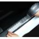 Универсальная (средняя) накладка на порог, бампер (100см x 5см) (KAI, 100cm5)