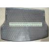 Коврик в багажник (короткий, 2-х уровн. полка) для Mercedes B-class electro II (W246) 2012+ (Avto-Gumm, 211786)