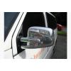 Накладки на зеркала (пластик, 2 шт.) для Volkswagen (T4) Caravelle/Multivan 1990-2002 (Carmos, car0250)