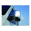 Накладки на зеркала (пластик, 2 шт.) для Mercedes Sprinter 1995-2006 (Carmos, car0093)
