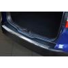 Накладка на задний бампер (полированная) для Ford Focus III turnier 2011-2018 (Avisa, 35256)