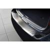 Накладка на задний бампер (полированная) для Volkswagen Golf V/VI variant 2007-2013 (Avisa, 35452)