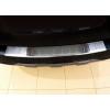 Накладка на задний бампер (полированная) для Mercedes-Benz Ml-class (W164) 2008-2011 (Avisa, 35669)