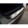 Накладка на задний бампер (полированная) для Passat Cc 2012+ (Avisa, 35685)