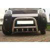 Защита переднего бампера (кенгурятник, QT006) для Peugeot Bipper 2008+ (Dda-tuning, dug65739)