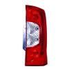 Фонарь задний (правый, 2 дверн. версия) для Fiat Fiorino/Citroen Nemo/Peugeot Bipper 2008+ (Depo, 661-1940R-UE)