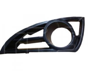 Решетка в бампер (левая, с отв. п/тум.) для Geely Mk/Mk Cross 2006-2011 (Avtm, 2901 911-P)