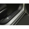 Накладка на внутренний пластик порогов для Opel Zafira III С Tourer 2016+ (Nata-Niko, PV-OP23)