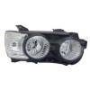 Передняя оптика (левая фара, черн.) для Chevrolet Aveo (T300) Sd/Hb 2012+ (Depo, 235-1114LMLDEM2)