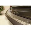 Накладка с загибом на задний бампер (Elit Double) для Hyundai Creta/ Ix25 2014+ (NataNiko, 2Z-HY26)