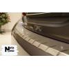 Накладка с загибом на задний бампер (Elit Double) для Mercedes-Benz Vito II (W639) / Viano 2003-2014 (NataNiko, 2Z-ME13)