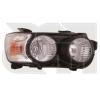 Передняя оптика (правая фара, черн. окуляр) для Chevrolet Aveo (T300) Sd/Hb 2012+ (Fps, 1712 R2-P)