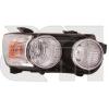Передняя оптика (правая фара, хром. окуляр.) для Chevrolet Aveo (T300) Sd/Hb 2012+ (Fps, 1712 R4-P)
