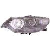 Передняя оптика (левая фара, белый поворт) для Honda Accord 8 (Eur) 2008-2010 (Fps, 3015 R3-P)